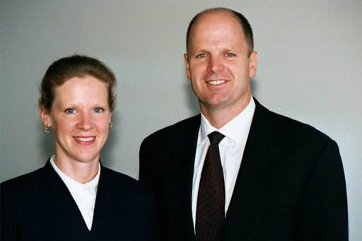 Partners Ellen and John Tobin, TENANT rep.com Corporate Real Estate Advisors